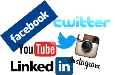 sociale medier ukrainsk lille