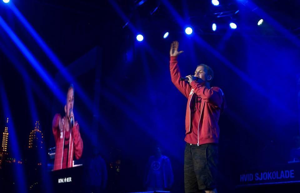 Freestyle rappere til fest - musik til fest