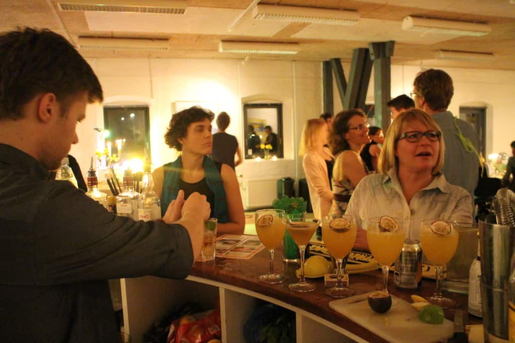 Cocktail Bartender til fest