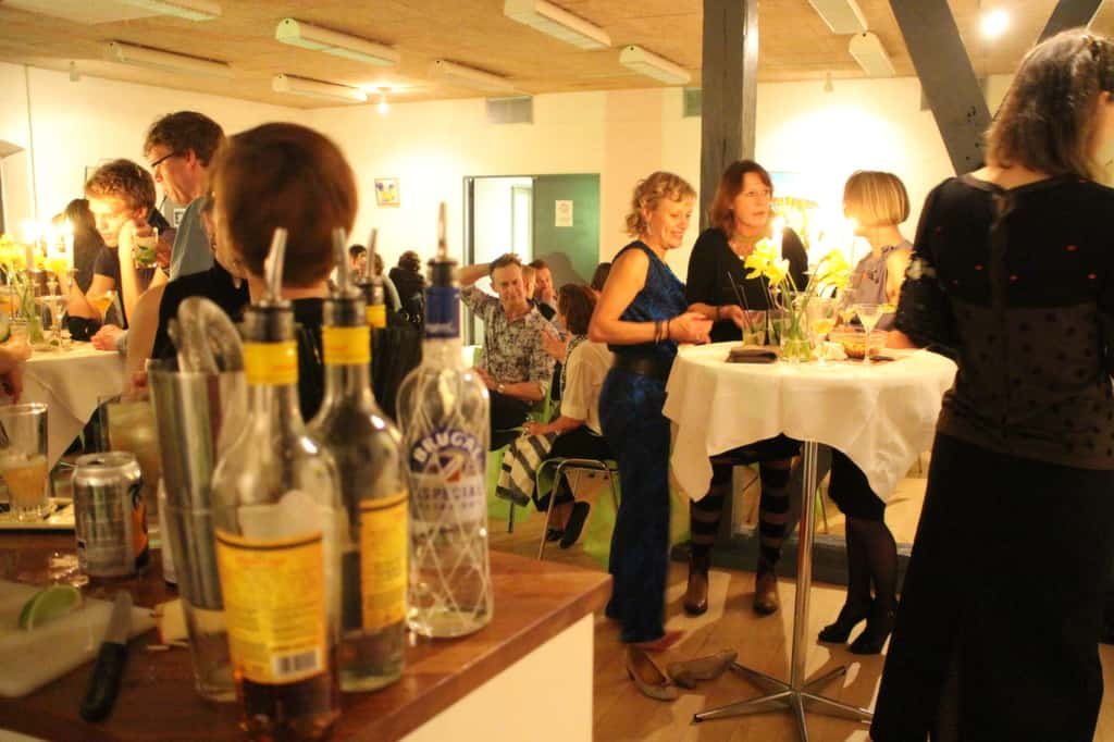 Bartender Udlejning - Fest Underholdning - Alt til fest - Sjov til fest