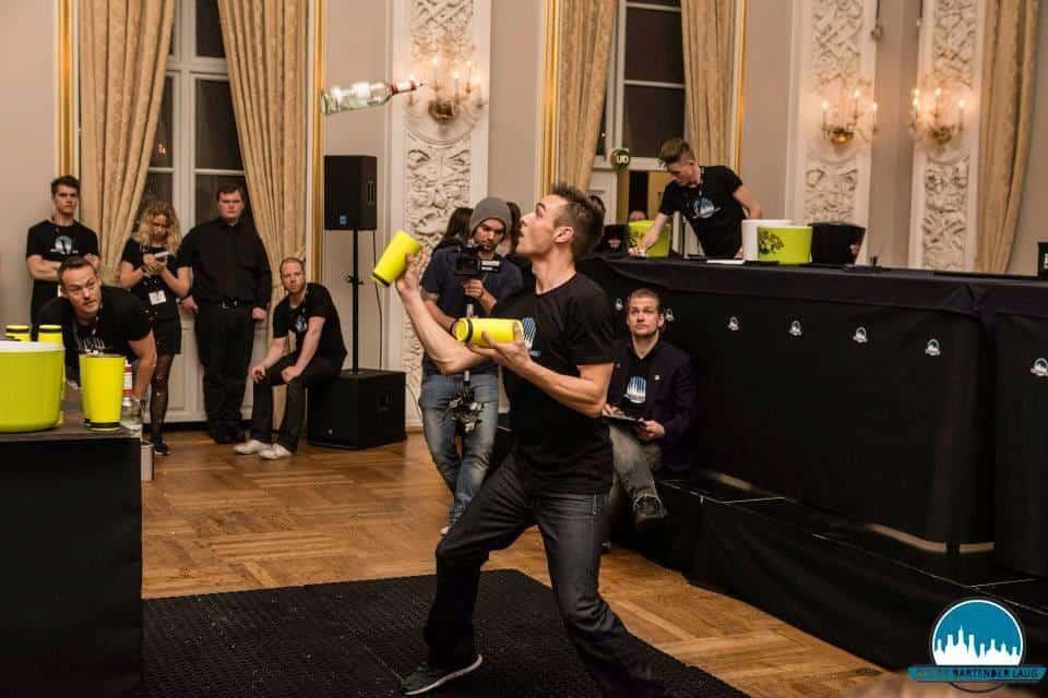 Flair Bartender til fest - Underholdning til festen