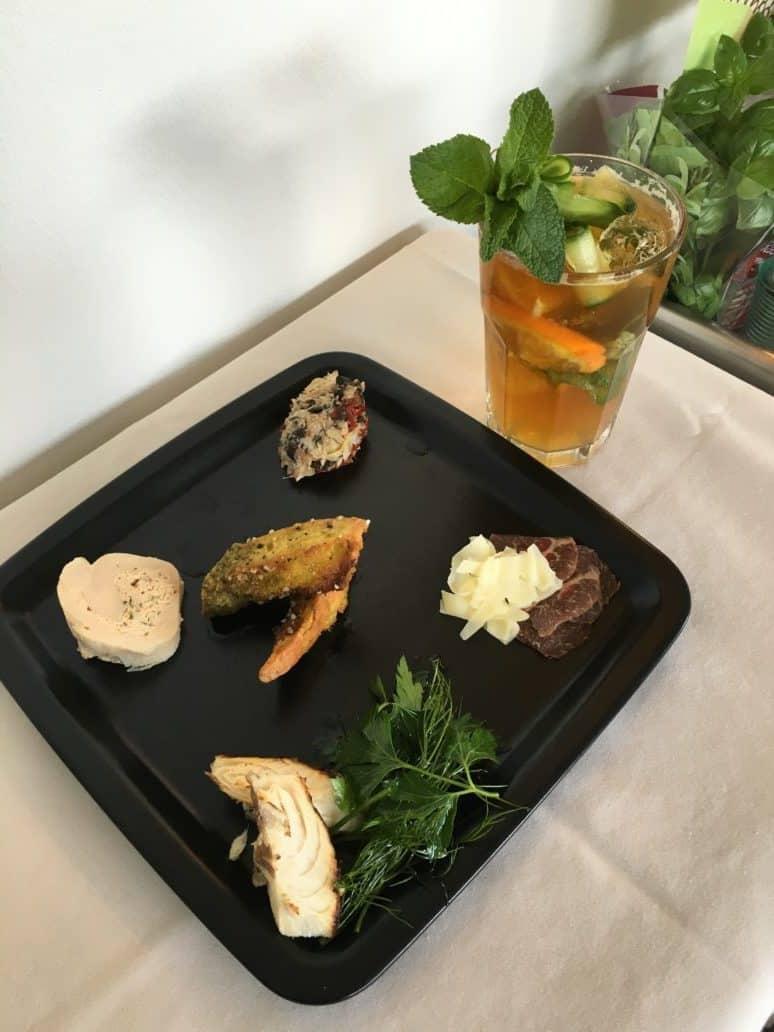 Cocktails og catering - Cocktail Menu - Cocktails og tapas