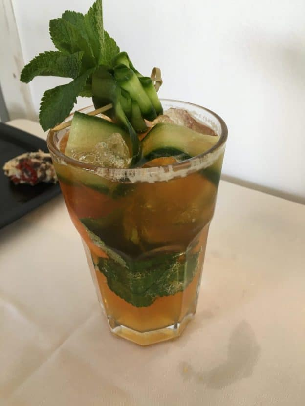 Pimms Cup - Sommer cocktails