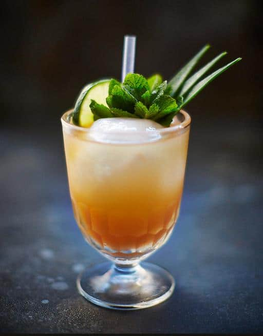 Badass Mixed Drinks
