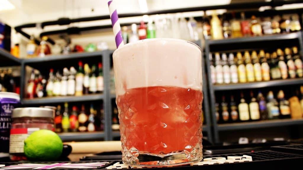 Alcoholfree Cocktail - Alkoholfri cocktail opskrift - alkoholfri drink opskrifter - mocktail opskrifter - mocktails opskrifter - alkoholfrie drinks