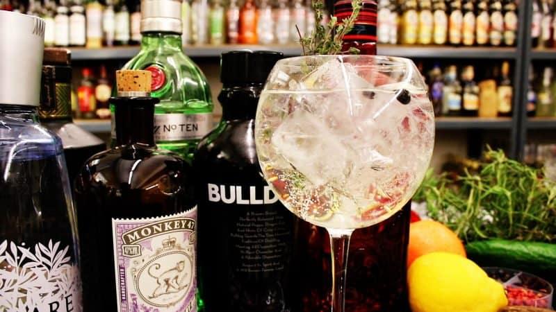 Den Bedste Gin og Tonic drink opskrift