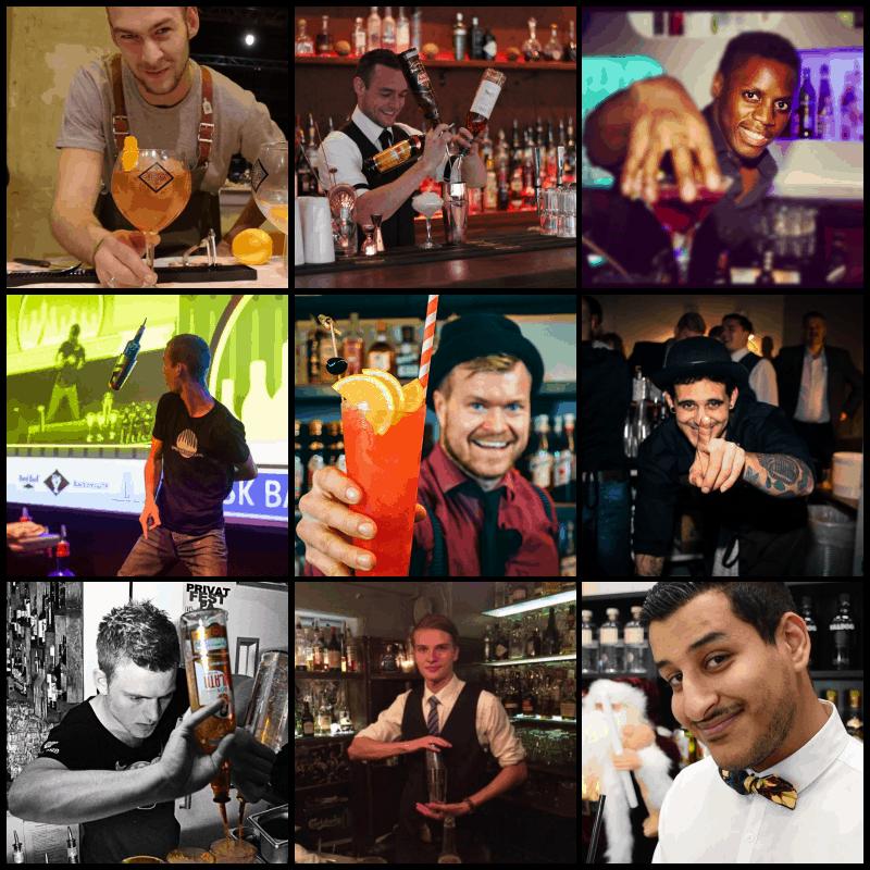 Cocktail Bartenderne Sjælland