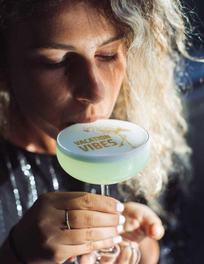 Lækre cocktails med print - Cocktails til fest