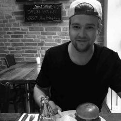 Bartender Emil Emerek