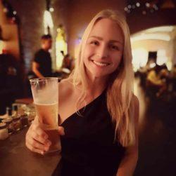 Cocktail Bartender Simone Vestergaard