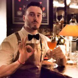 Lej Cocktail Bartender David Asenov