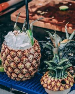 Alkoholfri Pina Colada opskrift - Sådan laver du Pina Colada uden alkohol Alkoholfrie cocktails - Bedste Pina Colada