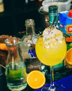 Gammel Have opskrift - Sådan laver du gammel have drink opskrift - Cocktail opskrifter