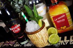 Mai Tai opskrift - Sådan laver man en Mai Tai - Mai Tai cocktail opskrift - Cocktails med rom