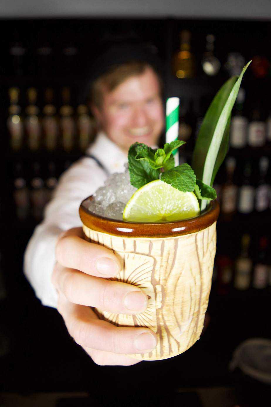 Mai Tai recipe - Best Mai Tai cocktail - Cocktail with rum