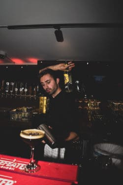 Casper Nico Keller - Lej Bartender i København - Cocktail til fest