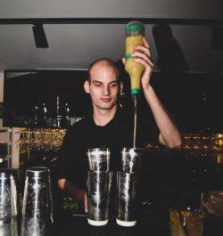 Michael Dahlstrøm Flair Bartender i København - Lej Tom Cruise Bartender