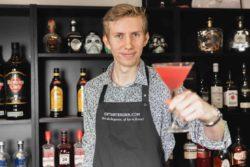Lewis Park Lej Cocktail Bartender København