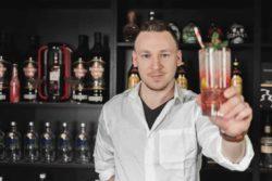 Ruben Evensen Cocktail bartender sjælland og kbh