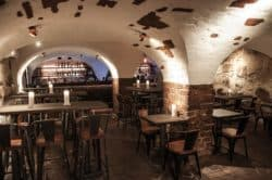 Alberts Cocktail Bar i Århus