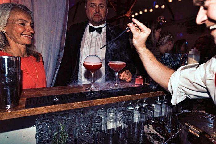 Cocktail Bar underholdning til fest - Cocktails