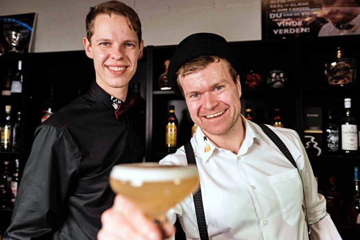 Cocktails til fest - Get Bartender til fest - Cocktail Bar