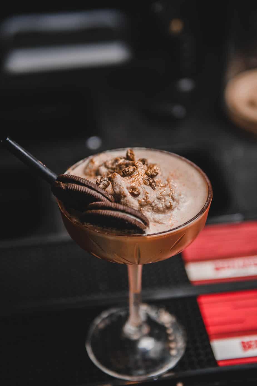 Bedste iskaffe opskrift med oreos - iskaffe med oreos - Sådan laver du iskaffe med oreos