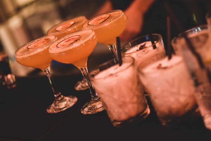 Cocktails til bryllup - Underholdning til bryllup